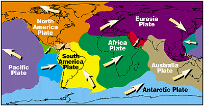 Extension activities for Plate tectonics (Plate Tectonics ...